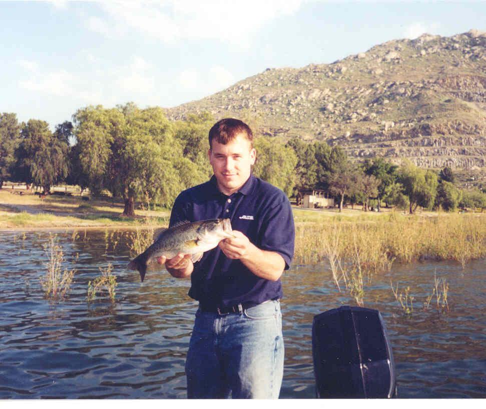 Ryan Newman Largemouth Bass