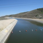 California Aqueduct Fishing